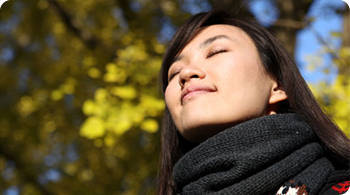Breathing exercises reduce stresses