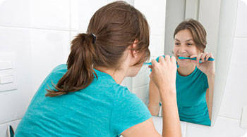 Good dental hygiene is important for good health