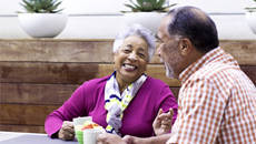 Live to age 100 with a healthy lifestyle including exercise, right food and staying stress free
